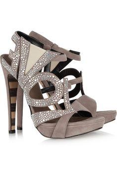 Georgina Goodman heels!! These are so cool!