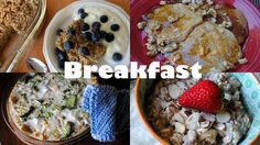Healthy Breakfast Recipes by Peanut Butter Fingers Clean Eating Breakfast, What's For Breakfast, Healthy Breakfast Recipes, Healthy Recipes, Pancake Recipes, Protein Breakfast, Healthy Breakfasts, Clean Recipes, Peanut Butter Fingers