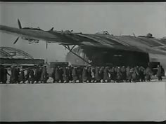 """WWI & WWII Military Historian. — thebeautyandthehorror:   The Messerschmitt Me The Messerschmitt Me 323 Gigant (""""Giant"""") was a German military transport aircraft of World War II, being the largest land-based transport aircraft of the war."""