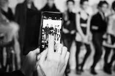 Backstage colección Celia Vela para otoño-invierno 2015/16  080 Barcelona Fashion Foto de La Masia Studio
