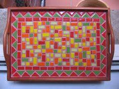 EL ARTE DEL MOSAICO: Mosaicos de Pared