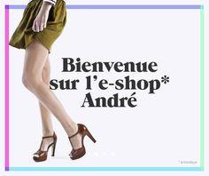 André ouvre son e-shop !/
