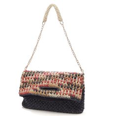 Laugoa clutch tote bag