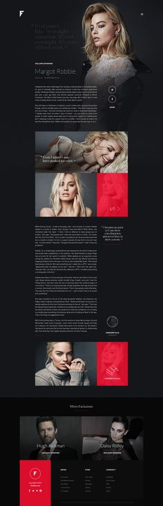 FinalCut - Online Movie Magazine on Web Design Served