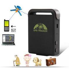 [Envios da Europa]]Veículo Mini Realtime TK102 Para GPS / GPRS / GSM Dispositivo de Sistema de Rastreamento  €53.99