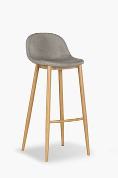 Cruz Upholstered Bar Chair - Shop Dining Room - Furniture - Shop
