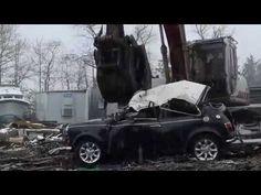 Mini Cooper tem morte exemplar nos EUA - mercado - curiosidades - Jornal do Carro