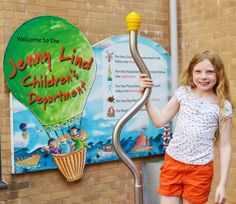 The updated children's playground at the Norfolk and Norwich University Hospitals NHS Foundation Trust Hospital will be officially unveiled on 26 July by Sports Broadcaster Jake Humphrey