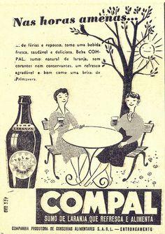 Vintage Advertisements, Vintage Ads, Vintage Designs, History Of Portugal, Old Scool, Posters Vintage, Brand Advertising, Crochet Poncho Patterns, Nostalgia