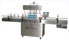 Accutek's timed flow volumetric filling machines are best suited for filling liquids with low to medium viscosity; with the exception of our rotary fillers which can fill heavy viscosity products.