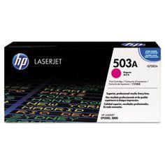 Hp 503a, (q7583a) Magenta Original Laserjet Toner Cartridge