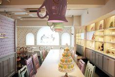 Beautiful, chic & cosy café's in Tokyo & Yokohama
