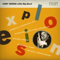 My review of Cory Weeds Little Big Band: Explosion published at All About Jazz.  You know, that Cory Weeds​ can seriously do no wrong...I have even seen him with Zev Feldman​...imagine what music will come out of that!