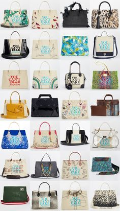 Designers Auction off Exclusive Totes for CFDA