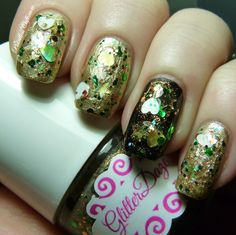 Glitter Daze St. Patty's Day Party Collection HEART O' GOLD | Pointless Cafe