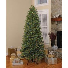 12 Ft Pre Lit Christmas Tree Costco