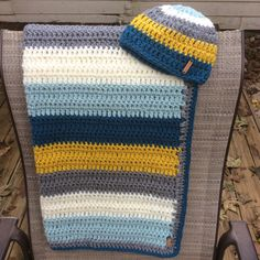 A personal favorite from my Etsy shop https://www.etsy.com/listing/481412803/crochet-baby-blanket-baby-blanket