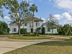 (SOLD) 24732 HARBOUR VIEW DRIVE - Beautiful Harbour Island Estates home for sale in Marsh Landing Country Club.  5BR/5.5BA classic beauty situated on over 2.5 acres and designed by acclaimed Sea Island architect. call PONTE VEDRA CLUB REALTY, 904-285-6927.