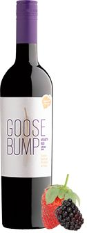 Goosebump Wine--a new slice of deliciousness that I've recently discovered! It's Sicilian! Try it!