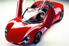 4 Alfa Romeo 33 Stradale