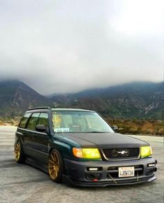 Forester fs
