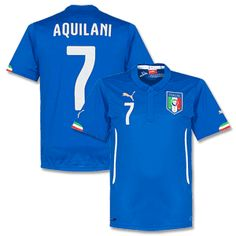 Puma Italy Home Aquilani Shirt 2014 2015 Italy Home Aquilani Shirt 2014 2015 http://www.comparestoreprices.co.uk/football-shirts/puma-italy-home-aquilani-shirt-2014-2015.asp