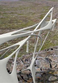 High Voltage Transmisison Line Towers by Arphenotype / @Dezeen magazine | #socialdesign
