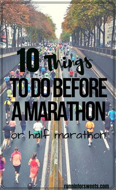 Check out these 10 pre race tips to prepare for your best race ever! Knowing what to do before a full marathon or half marathon is essential for beginners. After months of training, you'll arrive at t Half Marathon Funny, Half Marathon Recovery, Half Marathon Quotes, Half Marathon Plan, Half Marathon Motivation, Half Marathon Training Plan, Marathon Training For Beginners, Running For Beginners, Running Tips