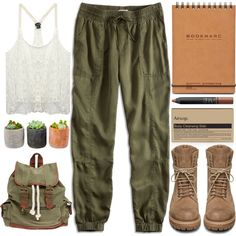 from August 2015 featuring Wet Seal tops, Lucky Brand pants and Rick Owens boots. Browse and shop related looks.