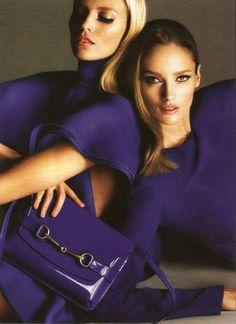 Gucci/ Campaign SS 2013/ Purple