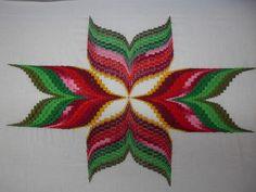 Risultati immagini per bargello bordado Bargello Quilt Patterns, Bargello Needlepoint, Bargello Quilts, Needlepoint Stitches, Hardanger Embroidery, Cross Stitch Embroidery, Embroidery Patterns, Hand Embroidery, Cross Stitch Patterns