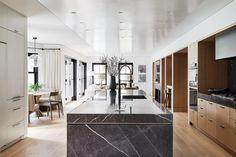 突破审美的约束 Workshop APD Interior Architecture, Interior Design, Black N White, Nantucket, Two By Two, Home And Family, Flooring, Wood