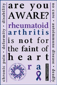Rheumatoid Arthritis Awareness.....for my best friend in the world.  You are one of the strongest women I've ever known. #Kim <3