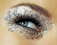 fascinating sparkly eye