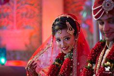 Richa + Ateev #bride #bridallehnga #candidphotography #indianwedding #delhi #fridaypic www.fridaypic.com
