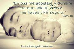 #salmo #paz #dormir