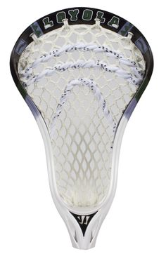 sale retailer d21b9 bf7d5 Support your school with a Collegiate Loyola dyed lacrosse head. Available  for most heads only
