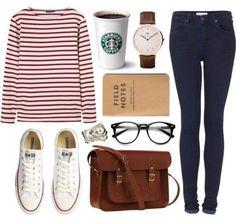 Teen style, comfort