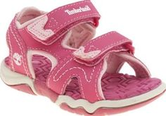 56bab084381aa Timberland Pink Adventure Seeker Girls Toddler Timberland have just the  thing this spring summer for