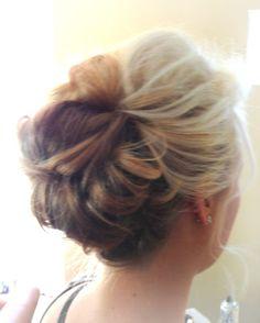 7 Best Wedding hair styles by Jillianne the living room ...