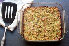 eggy zucchini bake big girls small kitchen more easy zucchini zucchini ...