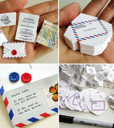 Top 10 DIY Unique Wedding Invitations