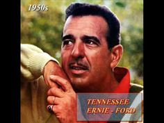 Tennessee ernie ford singing with a cute little helper mr ford was