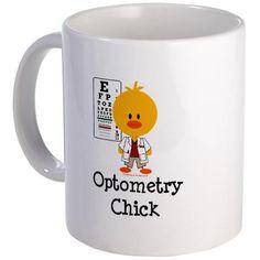 $15 optometry chick mug :D
