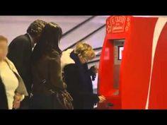 COCA COLA - El cajero de las sonrisas. Enero 2013 - YouTube Coca Cola, Teaching Spanish, Happiness, All Over The World, Landline Phone, Coco, Youtube, Amazing, Best Ads