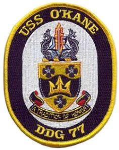 USS O´Kane (DDG-77)