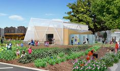 School design gardens | sustainable design, green design, urban design, edible schoolyard ...