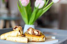 Gebakken wraps met banaan en Nutella | Francesca Kookt! | Bloglovin'