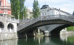 The Triple Bridge, Ljubljana, Photo of Ljubljana - IgoUgo