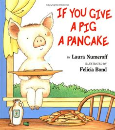 Modern Fantasy.  Title- If you Give a Pig a Pancake.  Author Laura Numeroff Illustrated by Felicia Bond.  This book is a modern fantasy book written in sequential order about giving pigs human things and having him do human things.  Age Level- K, 1st, 2nd.  Activity- If You Give  A pig A Pancake ABC Order Worksheet